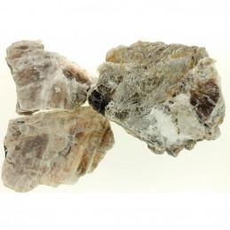 Lot de 400 grammes de plaque de Muscovite du Brésil pierres brutes