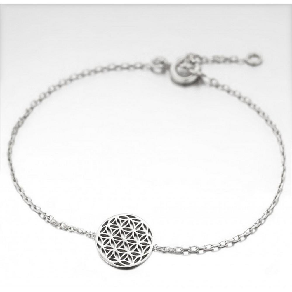 Materia Breloque en forme d/'/étoile en argent 925 pour bracelet pour femme enfant
