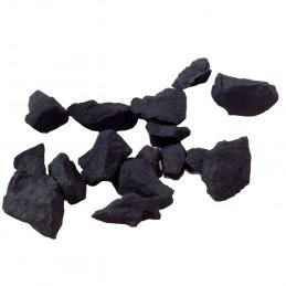 Lot de 200 gr de shungite chungite pierres brutes minéraux