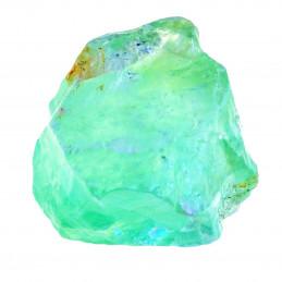 Lot de 400 grammes de Calcite verte du Mexique pierres brutes