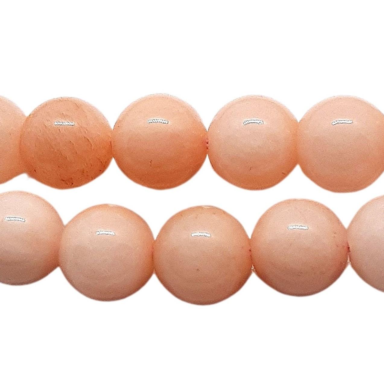 Lot de 30 Perles Pierres Naturelles Opale 8mm