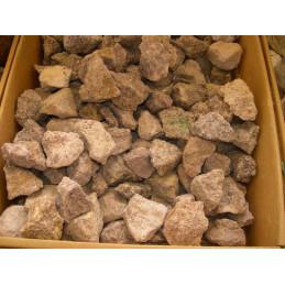 Lot de 400 grammes de Lépidolite du Brésil pierres brutes